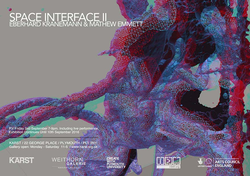 Space Interface II KARST Performance Flyer